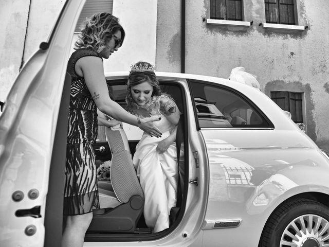 Il matrimonio di Matteo e Rita a Monselice, Padova 5