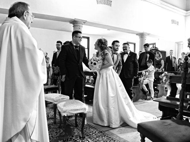 Il matrimonio di Matteo e Rita a Monselice, Padova 8