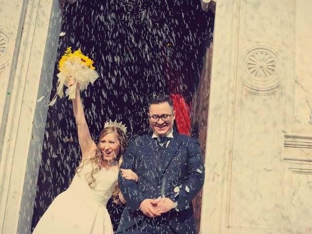Il matrimonio di Matteo e Rita a Monselice, Padova 15