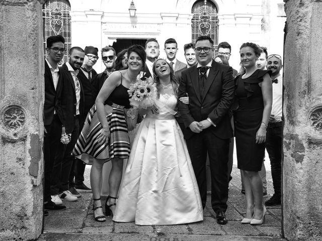Il matrimonio di Matteo e Rita a Monselice, Padova 16