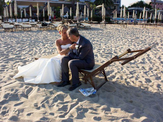 Il matrimonio di Fabrizio e Lisa a Savona, Savona 24