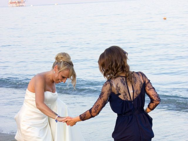 Il matrimonio di Fabrizio e Lisa a Savona, Savona 36
