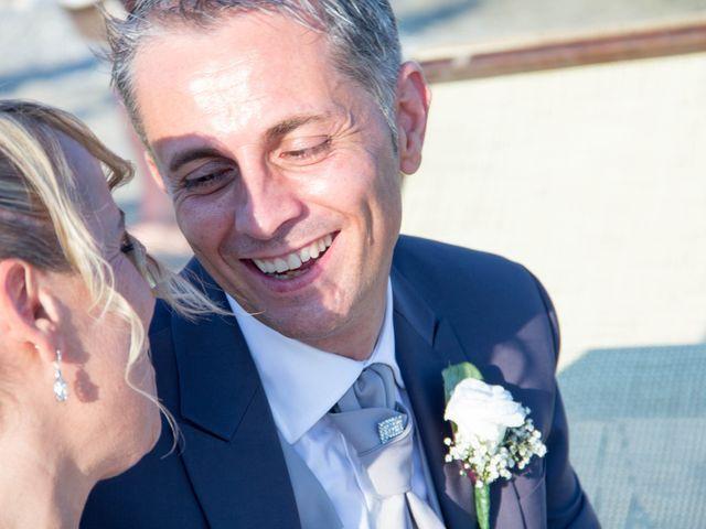 Il matrimonio di Fabrizio e Lisa a Savona, Savona 37