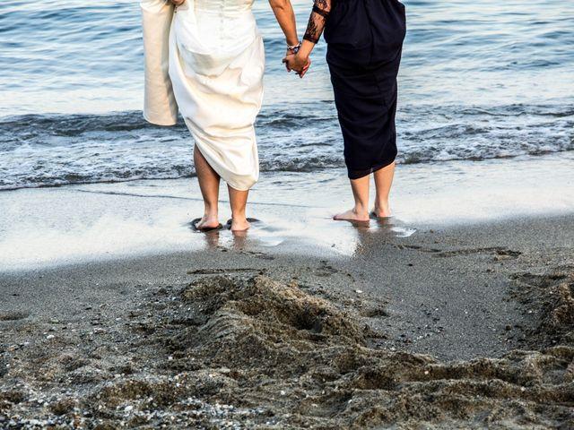 Il matrimonio di Fabrizio e Lisa a Savona, Savona 43