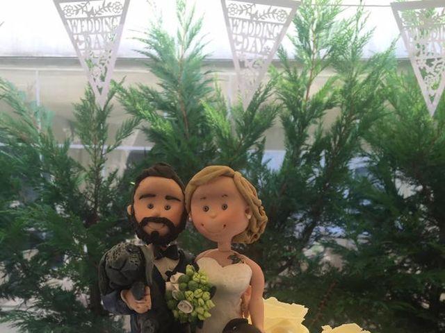 Il matrimonio di Marco e Dominique a Pastrengo, Verona 4