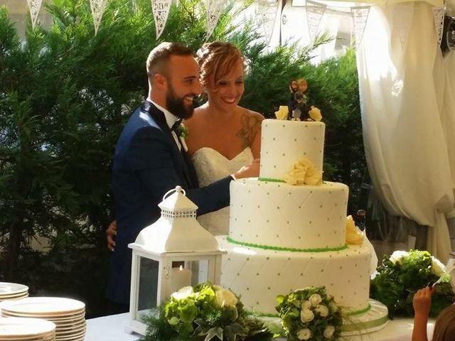 Il matrimonio di Marco e Dominique a Pastrengo, Verona 1