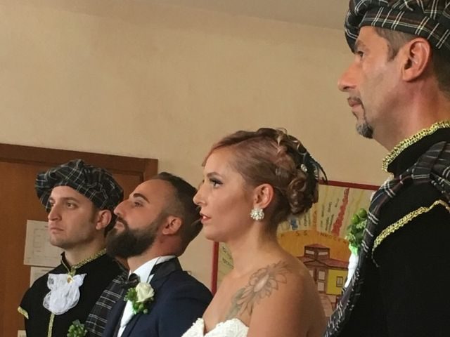 Il matrimonio di Marco e Dominique a Pastrengo, Verona 5