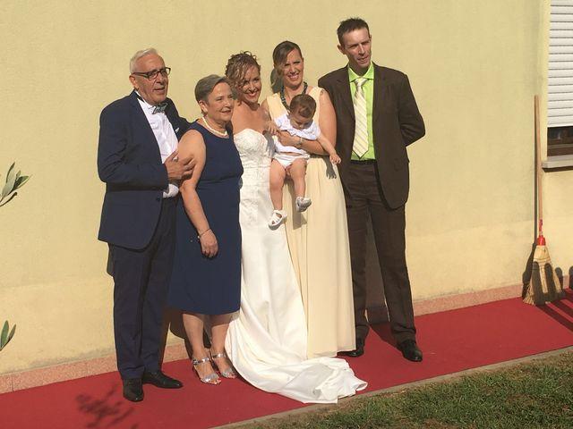 Il matrimonio di Marco e Dominique a Pastrengo, Verona 6