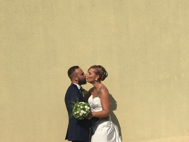 Il matrimonio di Marco e Dominique a Pastrengo, Verona 10