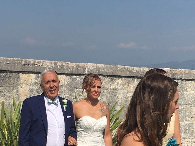Il matrimonio di Marco e Dominique a Pastrengo, Verona 11
