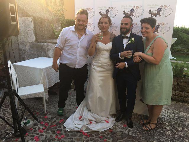 Il matrimonio di Marco e Dominique a Pastrengo, Verona 15