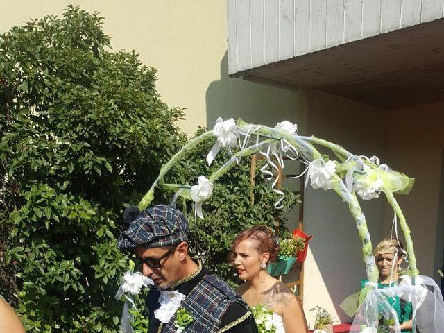 Il matrimonio di Marco e Dominique a Pastrengo, Verona 18
