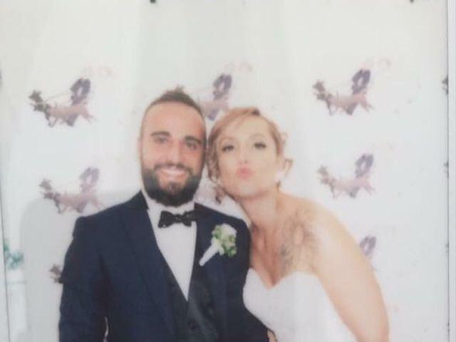 Il matrimonio di Marco e Dominique a Pastrengo, Verona 19