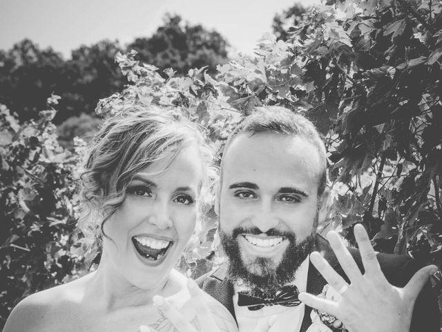 Il matrimonio di Marco e Dominique a Pastrengo, Verona 21