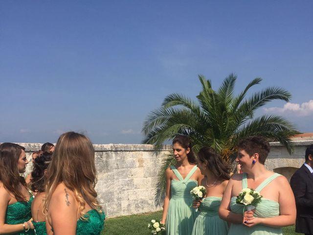Il matrimonio di Marco e Dominique a Pastrengo, Verona 23