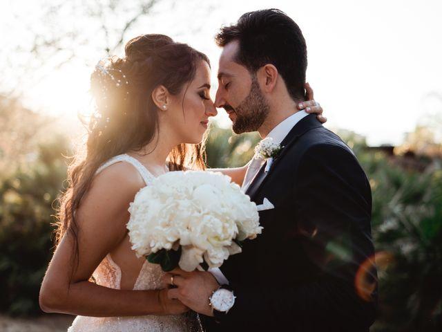 Il matrimonio di Francesco e Giulia a Palermo, Palermo 1