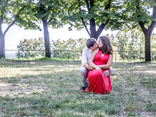 Il matrimonio di Gabriele e Francesca a Rovato, Brescia 3