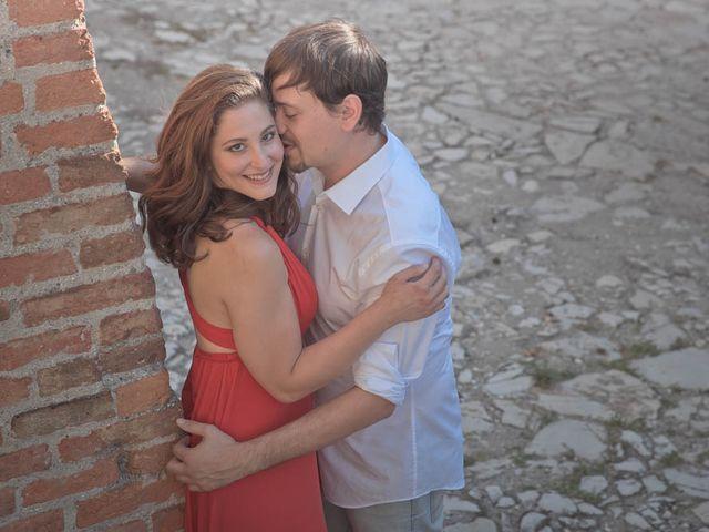 Il matrimonio di Gabriele e Francesca a Rovato, Brescia 12