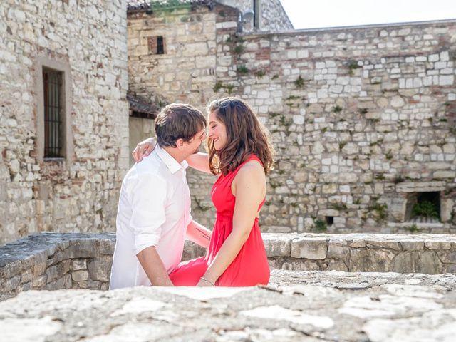 Il matrimonio di Gabriele e Francesca a Rovato, Brescia 13