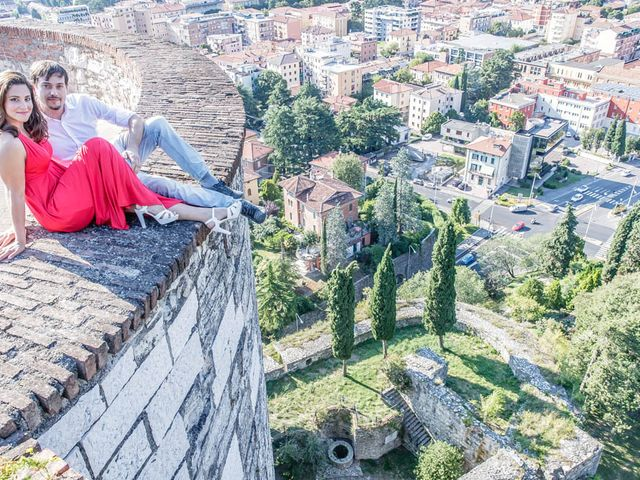 Il matrimonio di Gabriele e Francesca a Rovato, Brescia 15