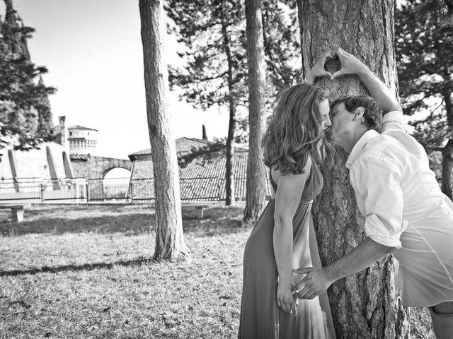 Il matrimonio di Gabriele e Francesca a Rovato, Brescia 16