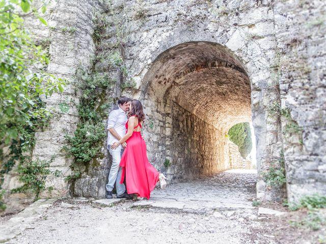 Il matrimonio di Gabriele e Francesca a Rovato, Brescia 23
