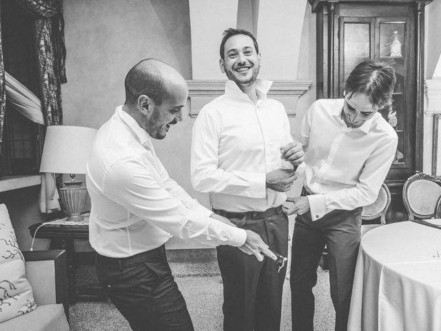 Il matrimonio di Gabriele e Francesca a Rovato, Brescia 49