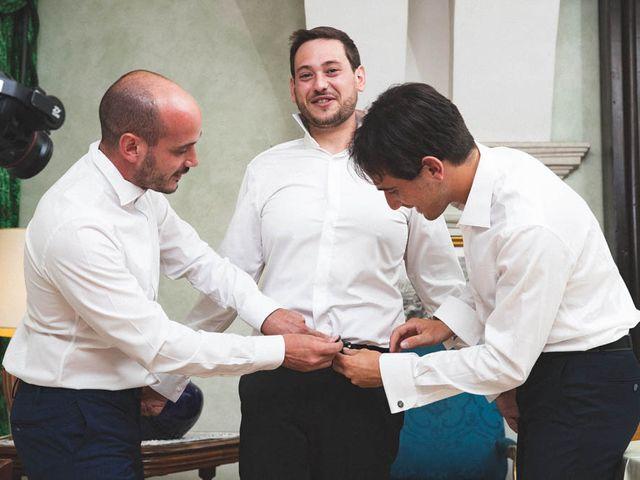 Il matrimonio di Gabriele e Francesca a Rovato, Brescia 56