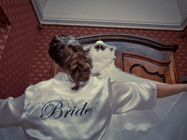 Il matrimonio di Gabriele e Francesca a Rovato, Brescia 74