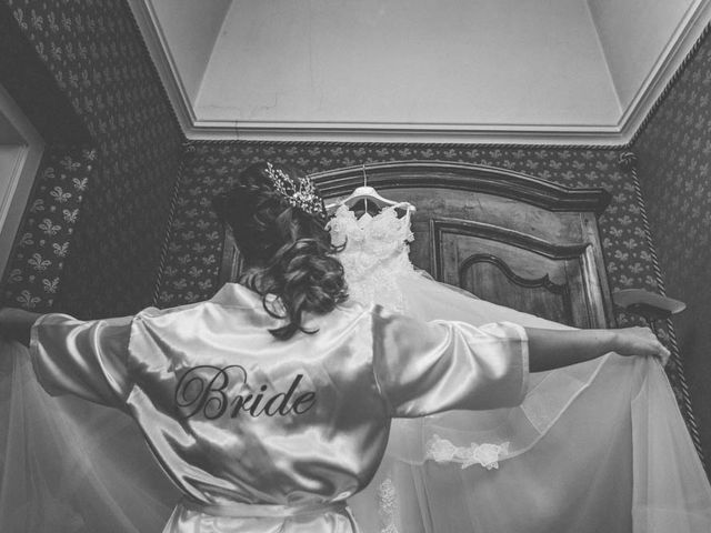 Il matrimonio di Gabriele e Francesca a Rovato, Brescia 79