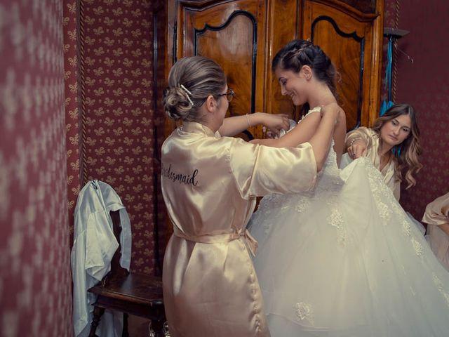 Il matrimonio di Gabriele e Francesca a Rovato, Brescia 95