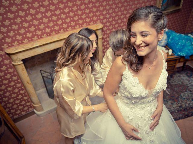 Il matrimonio di Gabriele e Francesca a Rovato, Brescia 100