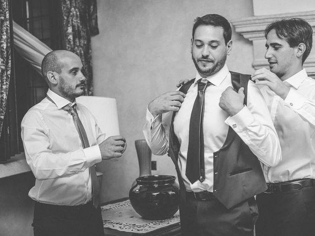 Il matrimonio di Gabriele e Francesca a Rovato, Brescia 105