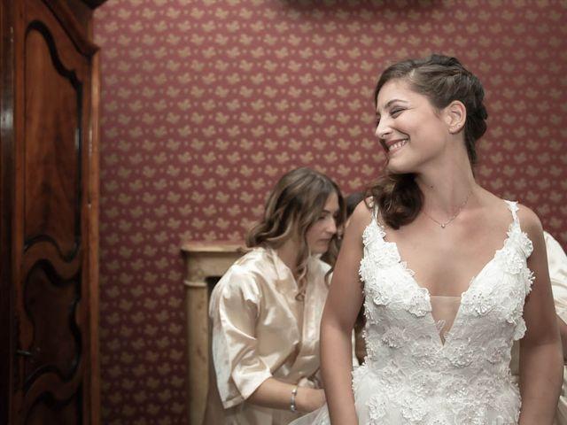 Il matrimonio di Gabriele e Francesca a Rovato, Brescia 110