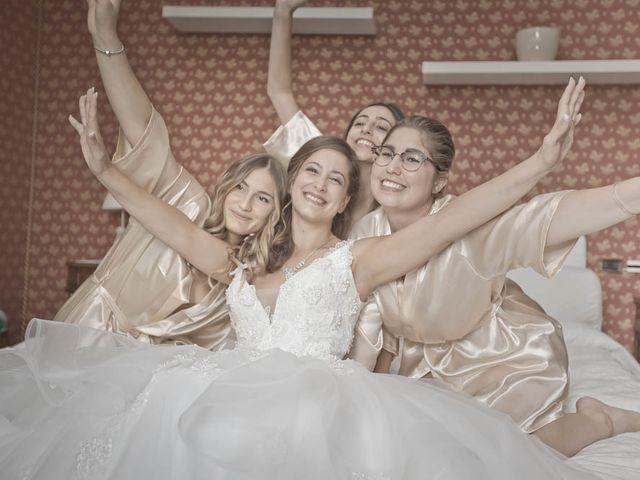 Il matrimonio di Gabriele e Francesca a Rovato, Brescia 122