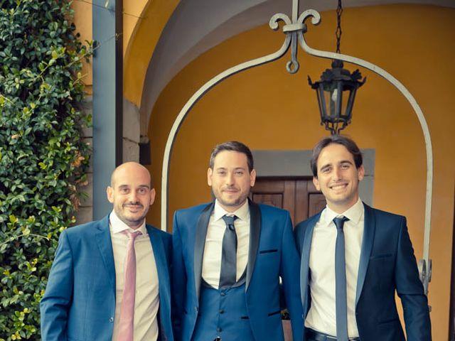 Il matrimonio di Gabriele e Francesca a Rovato, Brescia 125