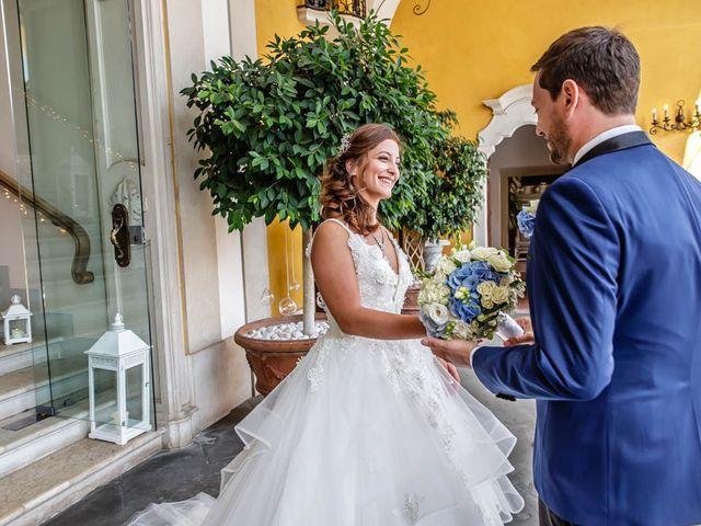 Il matrimonio di Gabriele e Francesca a Rovato, Brescia 151