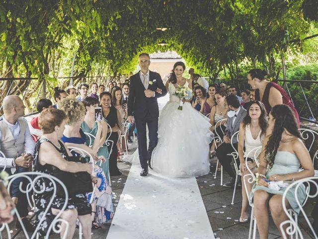 Il matrimonio di Gabriele e Francesca a Rovato, Brescia 176
