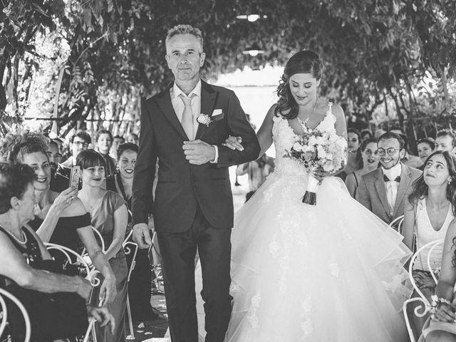 Il matrimonio di Gabriele e Francesca a Rovato, Brescia 177