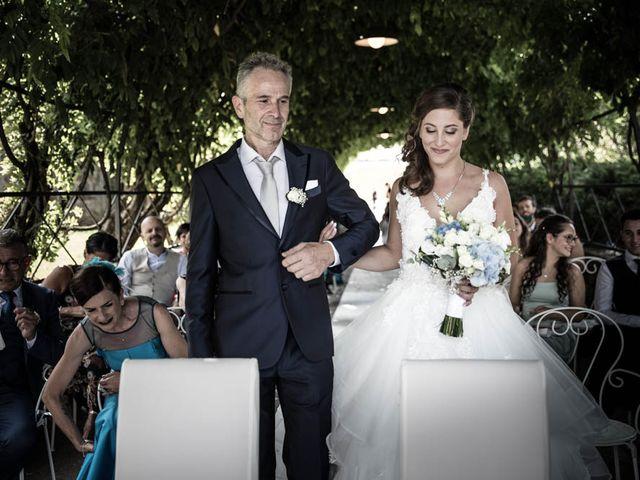 Il matrimonio di Gabriele e Francesca a Rovato, Brescia 178