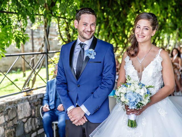 Il matrimonio di Gabriele e Francesca a Rovato, Brescia 180