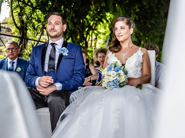 Il matrimonio di Gabriele e Francesca a Rovato, Brescia 182
