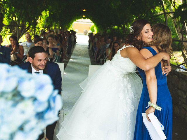 Il matrimonio di Gabriele e Francesca a Rovato, Brescia 185