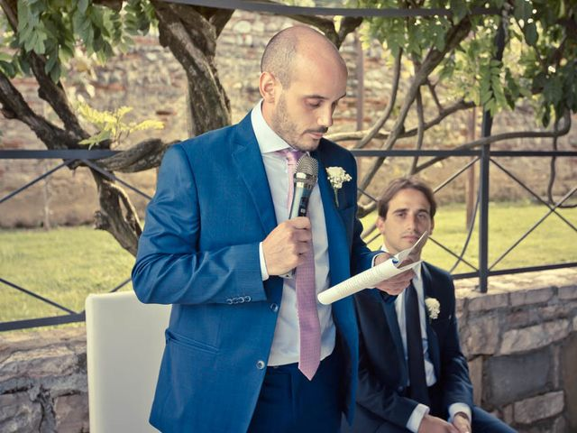 Il matrimonio di Gabriele e Francesca a Rovato, Brescia 188