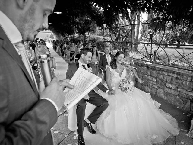Il matrimonio di Gabriele e Francesca a Rovato, Brescia 189