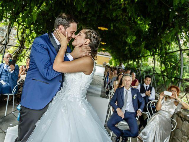 Il matrimonio di Gabriele e Francesca a Rovato, Brescia 190