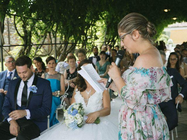 Il matrimonio di Gabriele e Francesca a Rovato, Brescia 193