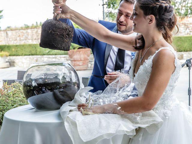 Il matrimonio di Gabriele e Francesca a Rovato, Brescia 197