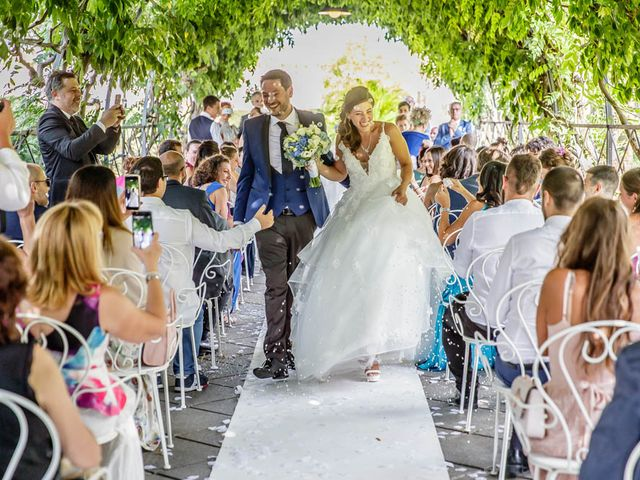 Il matrimonio di Gabriele e Francesca a Rovato, Brescia 206