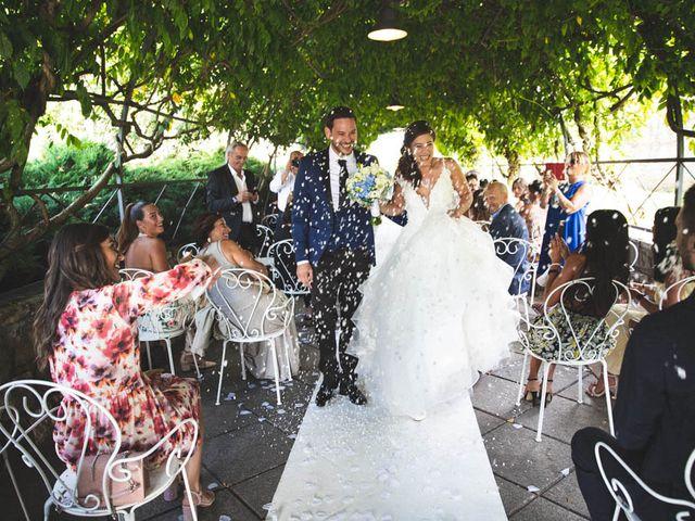 Il matrimonio di Gabriele e Francesca a Rovato, Brescia 207
